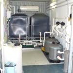 Containerised plant
